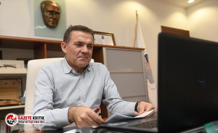 Yenişehir Belediye Başkanı Abdullah Özyiğit Minik...