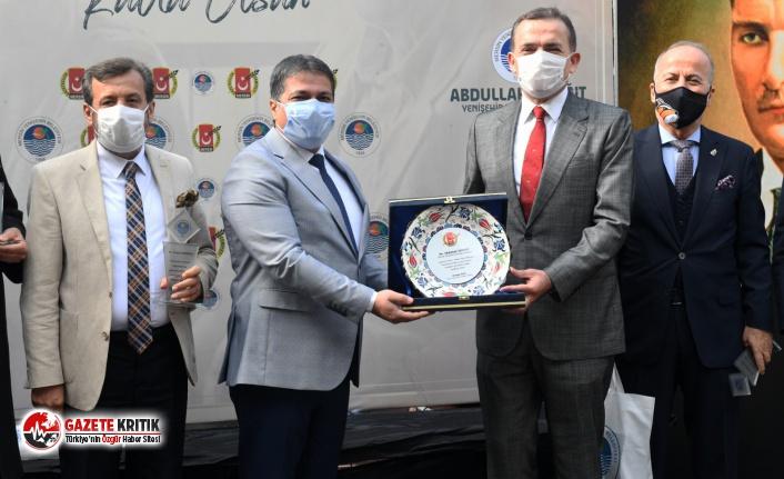 10 Ocak Çalışan Gazeteciler Günü Yenişehir'de...