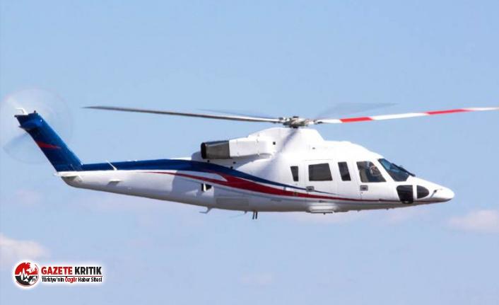AKP döneminde İstanbul Büyükşehir Belediyesi şirketine helikopter alınmış!
