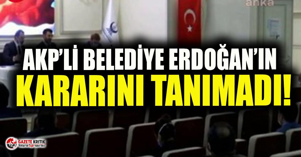AKP'li Kahramankazan Belediyesi işten çıkarma...