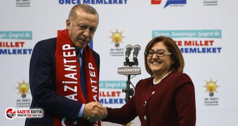 AKP'li Fatma Şahin, Erdoğan'ı başöğretmen...