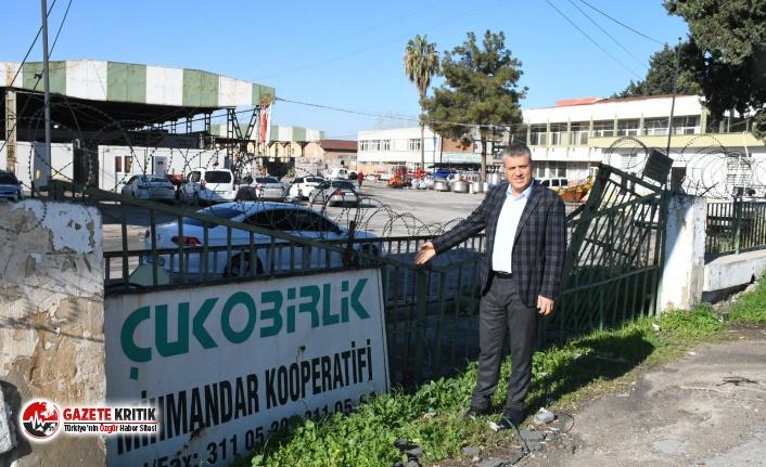 """Ayhan Barut'tan Çukobirlik'in arsa ve bina satış kararına tepki:  """"Ülkemizin dev değeri yok edilmesin"""""""
