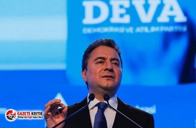 Babacan: Sosyal yardım almanın koşulu AK Parti...