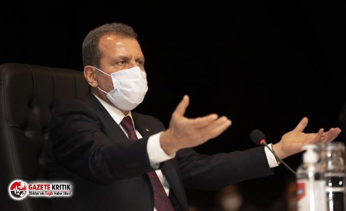 Başkan Seçer'den müfettiş yorumu: Herkes gelip, bizi didik didik edebilir