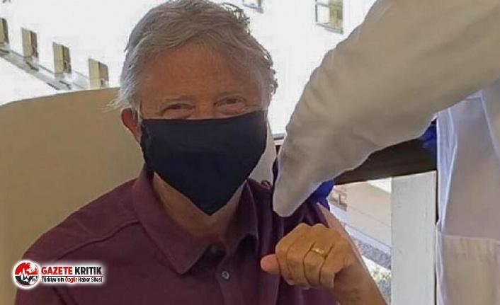 Bill Gates koronavirüs aşısı oldu
