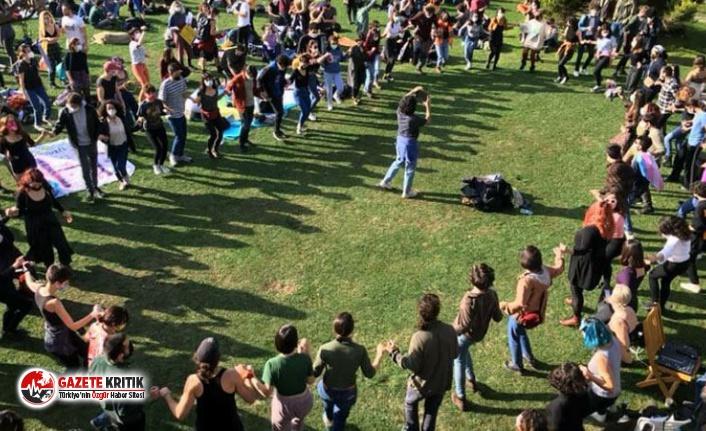 Boğaziçi Üniversitesi öğrencilerinden AKP'li...