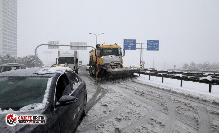 Bursa – İzmir otobanı trafiğe kapandı