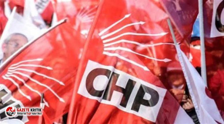 CHP'de o iki isim istifa etti