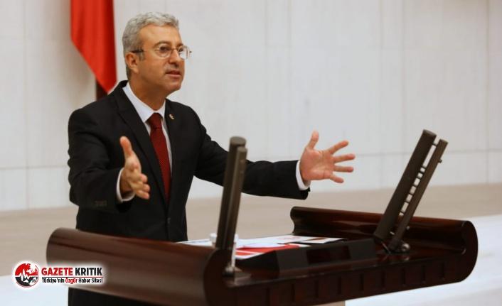 CHP'li Antmen: Yolsuzlukla suçlanan Mersin Vali...