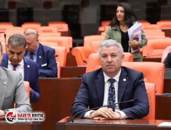 CHP'li Arık: Sarayda yaşayanlar esnafın çığlığını duymuyor