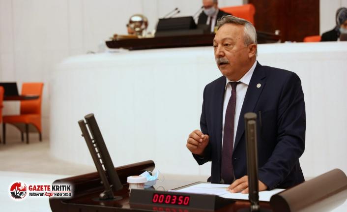 CHP'li Bayır: Önce Diyanet İşleri Başkanının arabasından başlayalım