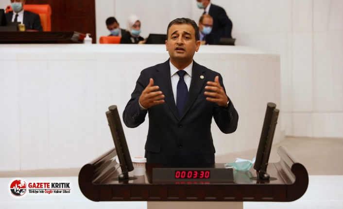 CHP'li Bulut: Borcunu ödeyemeyen 6 milyon GSS'li için yeni bir düzenleme yapılmalı