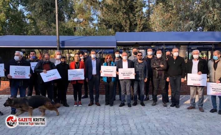 """CHP'li Bulut'tan AÇEYDER üyelerine destek: """"Sorunlar çözüm bekliyor, iktidar adım atmalı"""""""