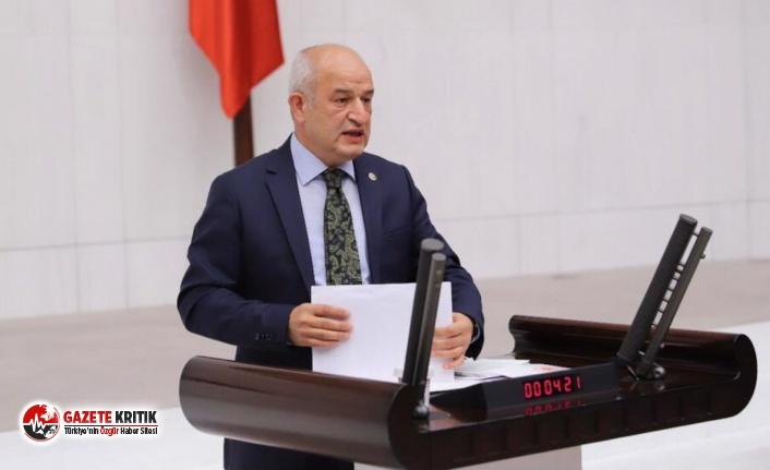CHP'li Kasap: Kütahya üvey evlat muamelesi...