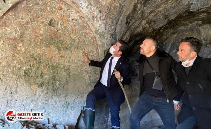 CHP'li Kaya: Pedromida turizme açılacak mı?