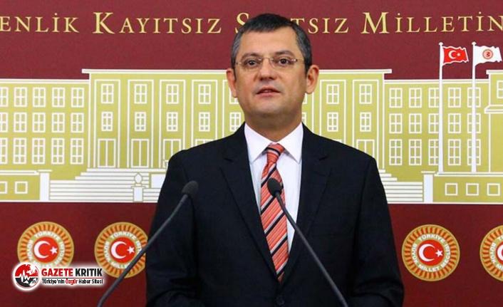 "CHP'li Özel'den kelepçe tepkisi: ""2015'ten..."
