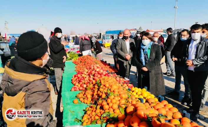 """CHP'li Şevkin: """"Esnaf, pazarcı, köylü, çiftçi, borç ve haciz kıskacında"""""""