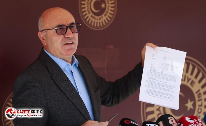 CHP'li Tanal: Türkiye'den giden ürünler...