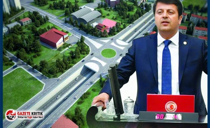 CHP'li Tutdere: Adıyaman halkı yeni valilik...