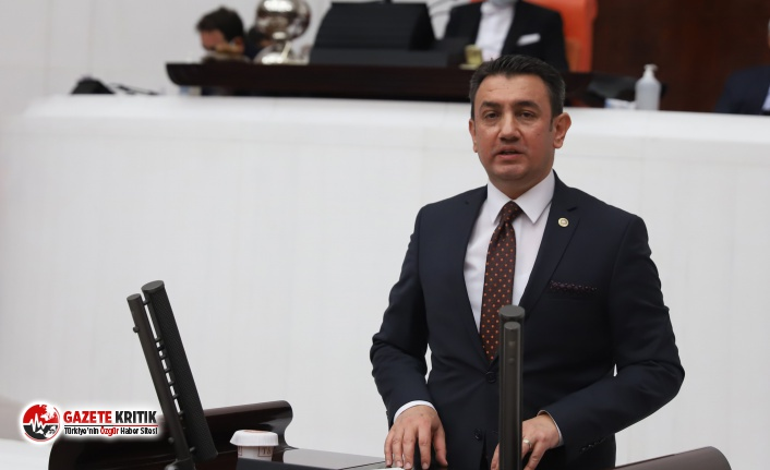 CHP'li Ünver: 2021'de Karaman'ın projeleri sahipsiz bırakılmıştır