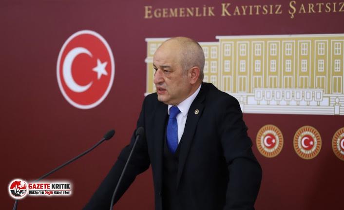 CHP'Lİ VEKİL:SMA'LI ÇOCUKLARIMIZA GEREKLİ...