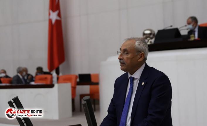 CHP'li Vekil:Yandaş şirketlerin borçlarını...