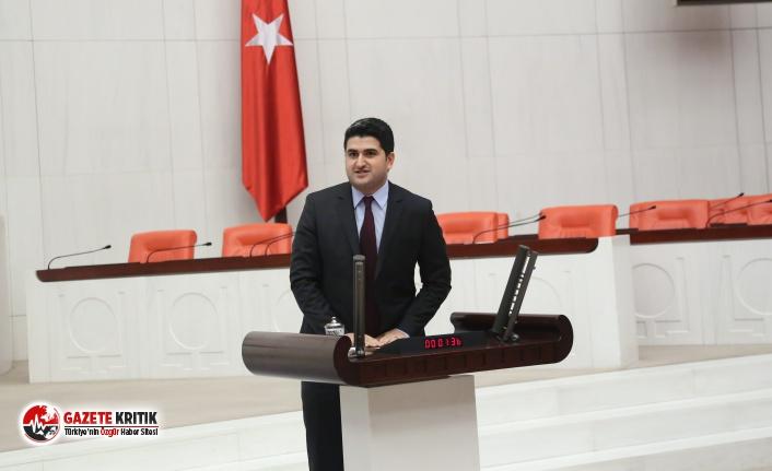 CHP'li Adıgüzel, İşsiz Mühendislerin Sorununu gündeme taşıdı:80 Bin Mezuna 310 Kadro Açıldı