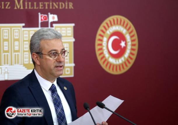 CHP'Lİ ANTMEN:TÜRKİYE GAZETECİ TUTUKLAMADA DÜNYA...