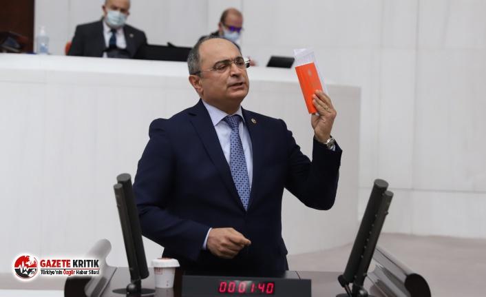 """CHP'li Aydoğan: """"İntihar eden avukatların günahı..."""