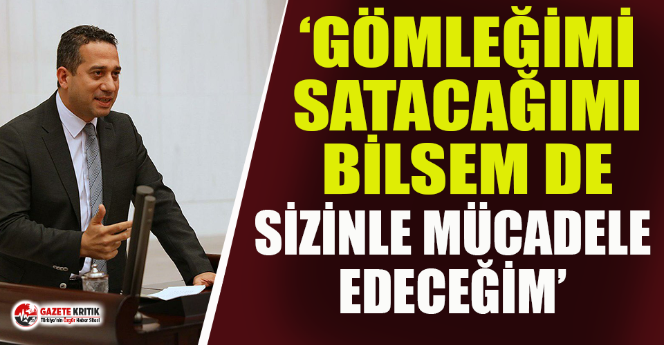 CHP'li Başarır'dan erişim engeline tepki:...