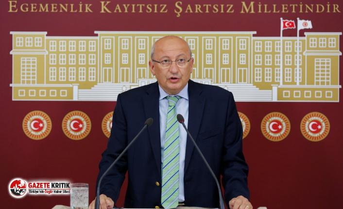 """CHP'li Çakırözer: """"İki yıldır uyarıyoruz, dinleyen yok!"""""""