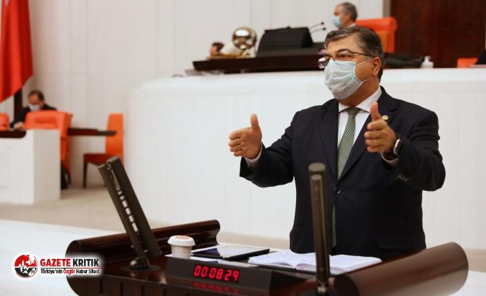 """CHP'li Sındır: """"Gıda krizi kapıda, gelin üreticimizi koruyalım, faizlerini silelim"""""""