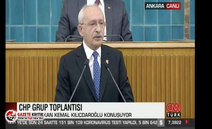 CNN Türk Kılıçdaroğlu'nun sözlerini kesti
