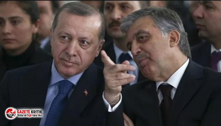 Çölaşan: Abdullah Gül bir konuşsa Recep Tayyip...
