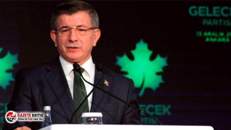 """Davutoğlu: Selçuk Özdağ'ı arayan Erdoğan, """"Geçmiş olsun"""" demedi"""