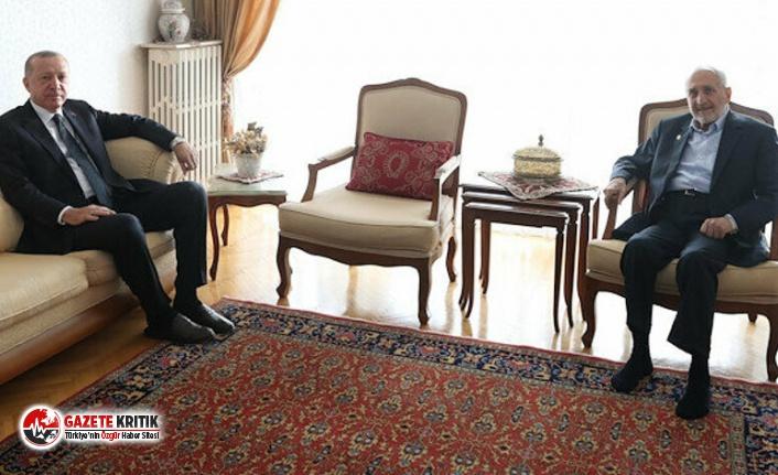 Erdoğan ile görüşen Saadet Partili Oğuzhan Asiltürk: 'Açıklarsam bir bölünme meydana gelir'