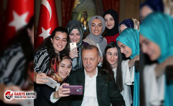 """Erdoğan'ın sinyalini verdiği """"Kadın..."""