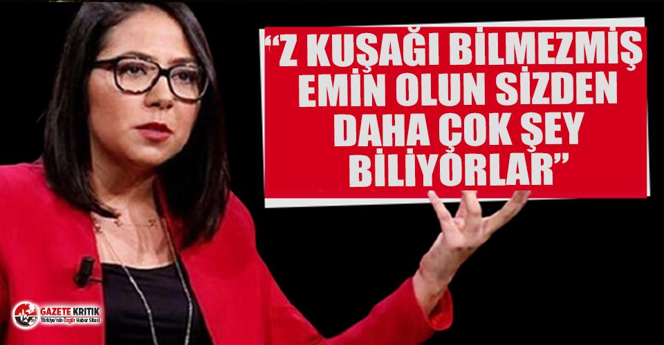 Erdoğan'ın Z kuşağıyla ilgili sözlerine CHP'li...