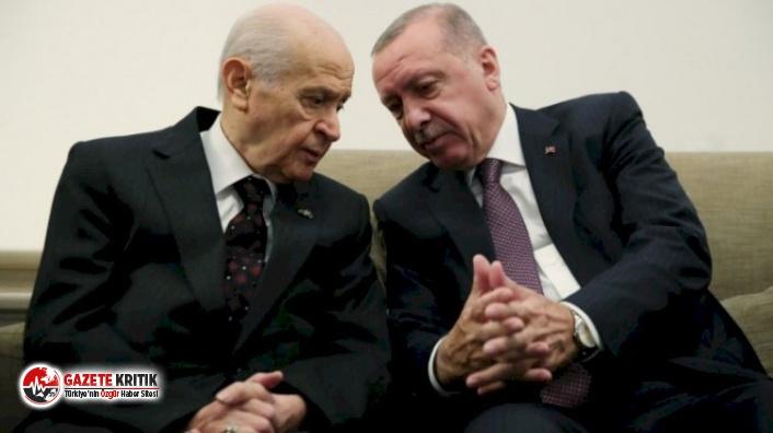Flaş iddia: 'Erdoğan, Bahçeli'den kurtulmak...
