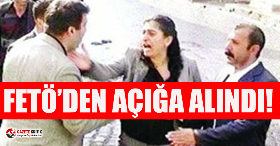 HDP'li  Tuncel'in tokat attığı Emniyet Müdürü FETÖ'den açığa alındı