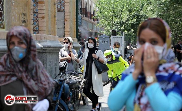 İran'da son 24 saatte koronavirüsten 69 kişi hayatını kaybetti
