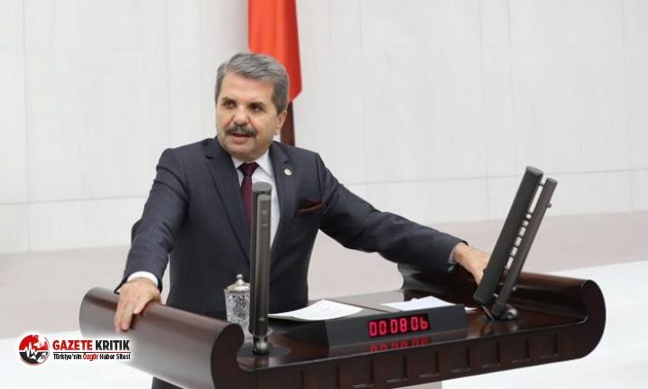 """İYİ Parti'li Bahşi: """"Antalya'lı üreticiler zor durumda"""""""
