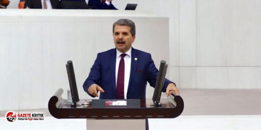 İYİ Partili Feridun Bahşi, Anestezi Tekniker atamalarını Meclis gündemine taşıdı