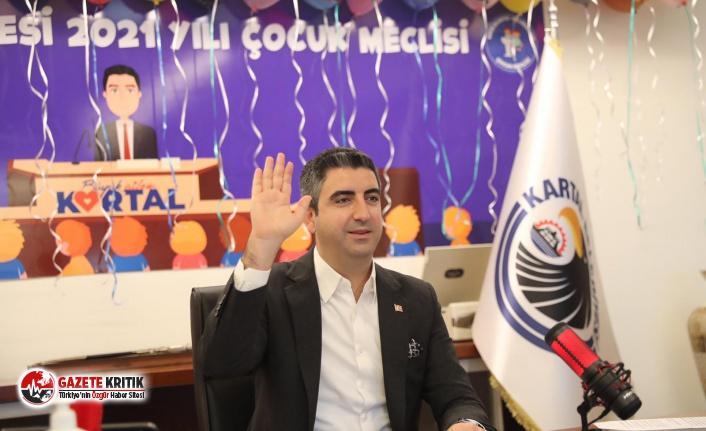 Kartal Belediyesi Çocuk Meclisi'nin Üçüncü...