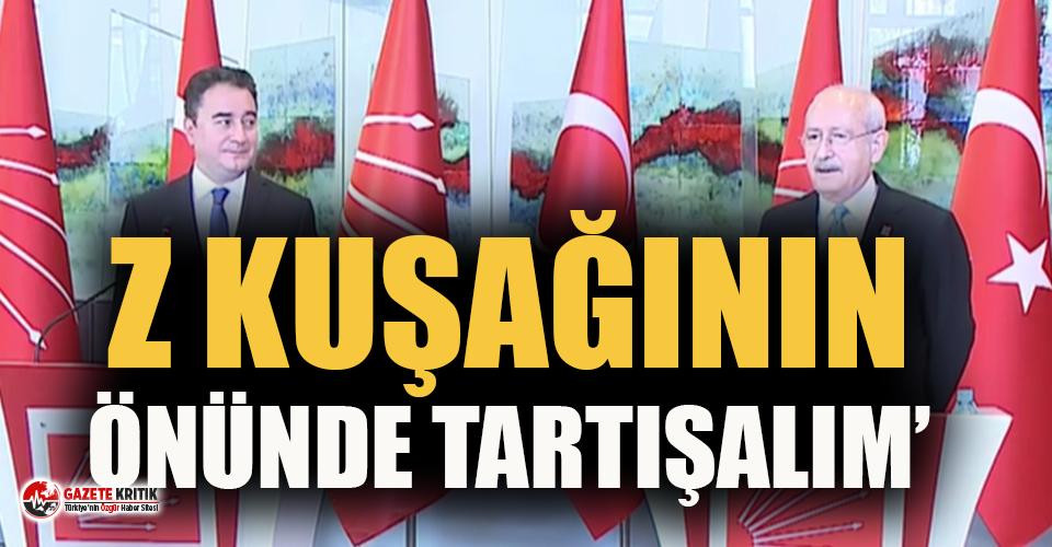 Kemal Kılıçdaroğlu'ndan, Erdoğan'a...