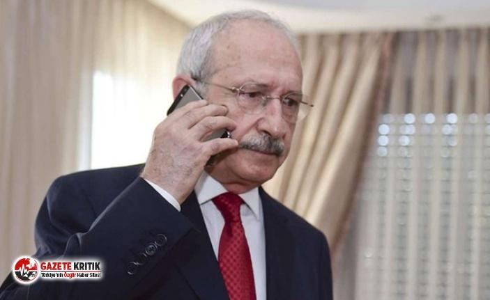 Kılıçdaroğlu'ndan saldırıya uğrayan Orhan Uğuroğlu ve Afşin Hatipoğlu'na geçmiş olsun telefonu