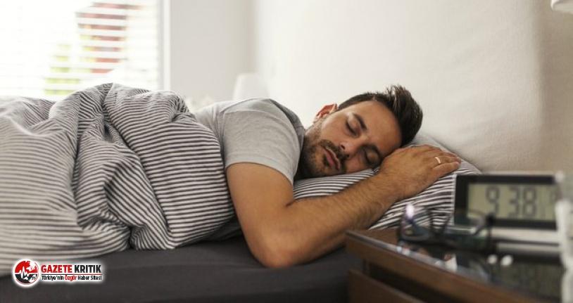Koronavirüs için yeni 'uyku' uyarısı!