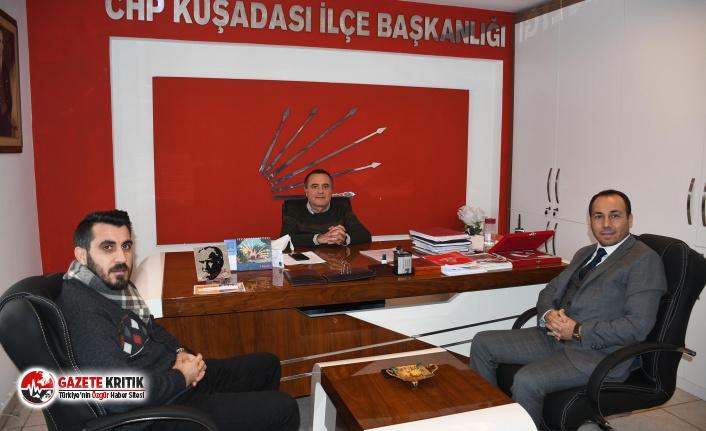 Kuşadası Belediye Başkan Vekili Limoncu'dan...