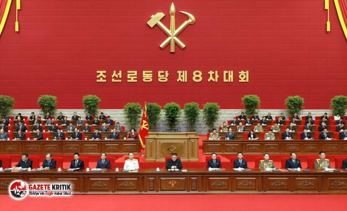 Kuzey Kore lideri Kim itiraf etti:Başarısız olduk!