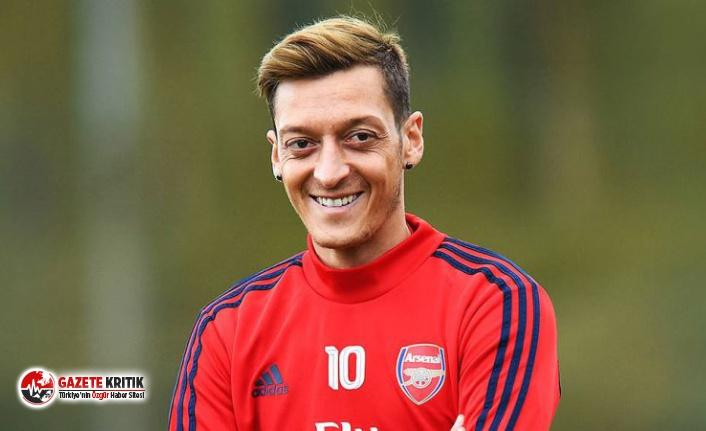 Mesut Özil'in İstanbul'a ne zaman geleceği belli oldu!